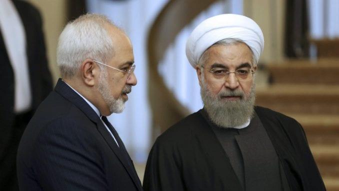 Iranski predsednik Rohani: Nema šansi za pregovore ili kompromis sa SAD 1