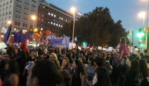 Čile: Protestna šetnja povodom 8. marta 3