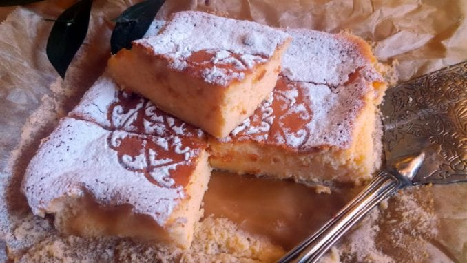 Japanski pamuk kolač - recept 1