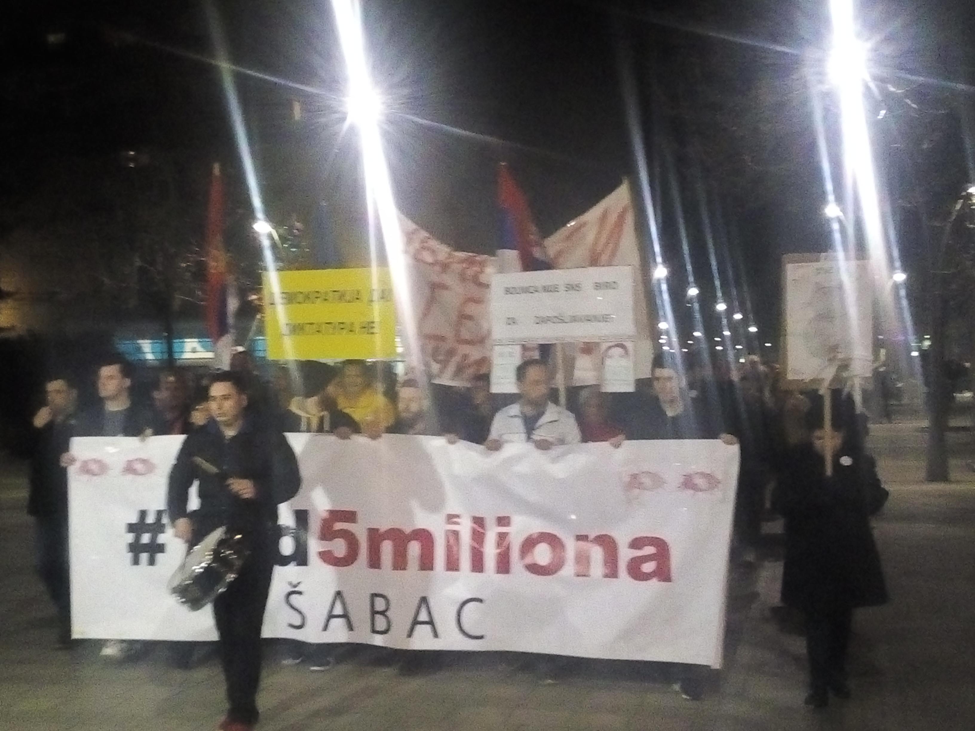 Protesti 1 od 5 miliona u više gradova (VIDEO, FOTO) 9