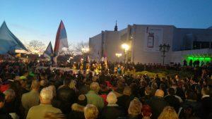 """Protesti """"1 od 5 miliona"""" održani u više od 25 gradova i opština (FOTO, VIDEO) 2"""