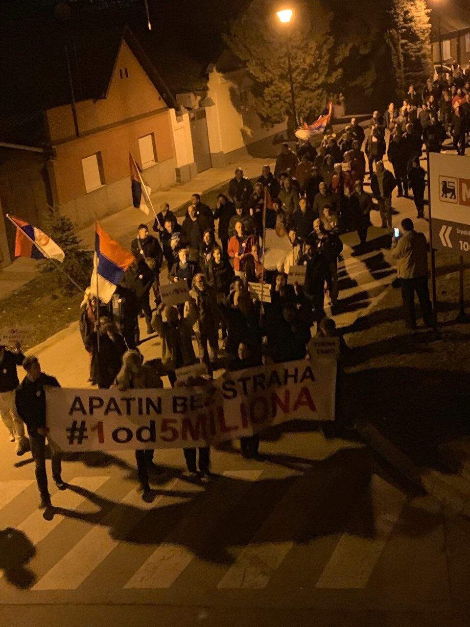 Protesti 1 od 5 miliona u više gradova (VIDEO, FOTO) 22