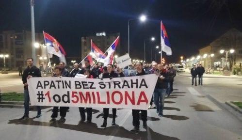 Građanski front: Osuda pritisaka na aktiviste iz Apatina 12