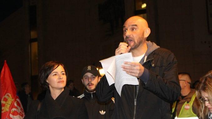 Večeras u Novom Sadu deseti protest Jedan od pet miliona 1
