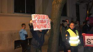 """Protesti """"1 od 5 miliona"""" održani u više od 25 gradova i opština (FOTO, VIDEO) 22"""