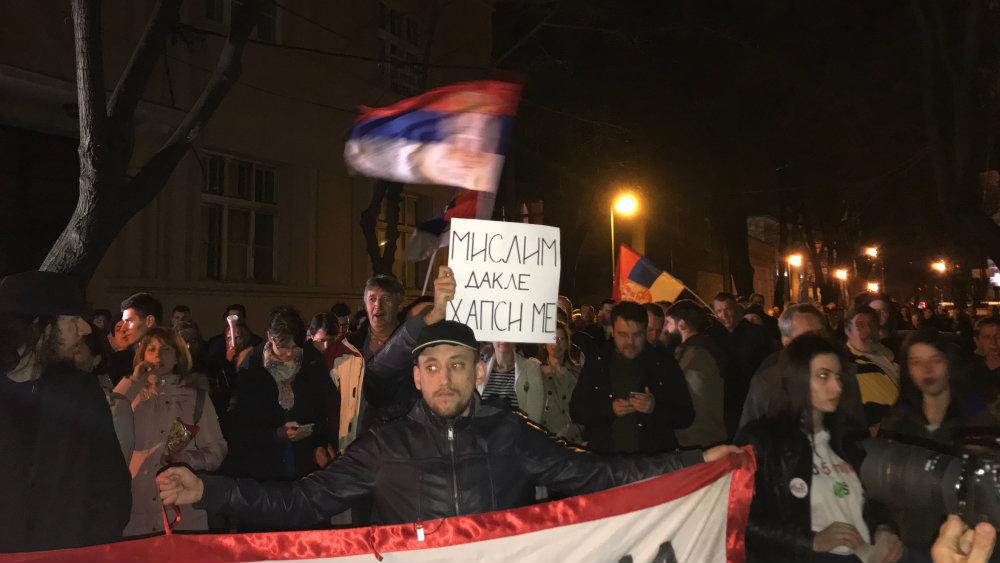 """Protesti """"1 od 5 miliona"""" održani u više od 25 gradova i opština (FOTO, VIDEO) 24"""
