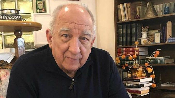 Preminuo glumac Ivan Bekjarev 1