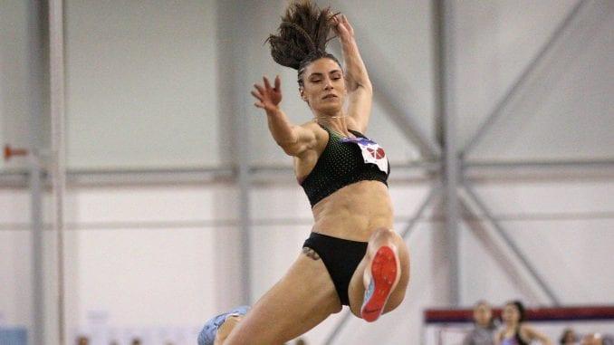 Ivana Španović osvojila treće mesto u Diseldorfu 5