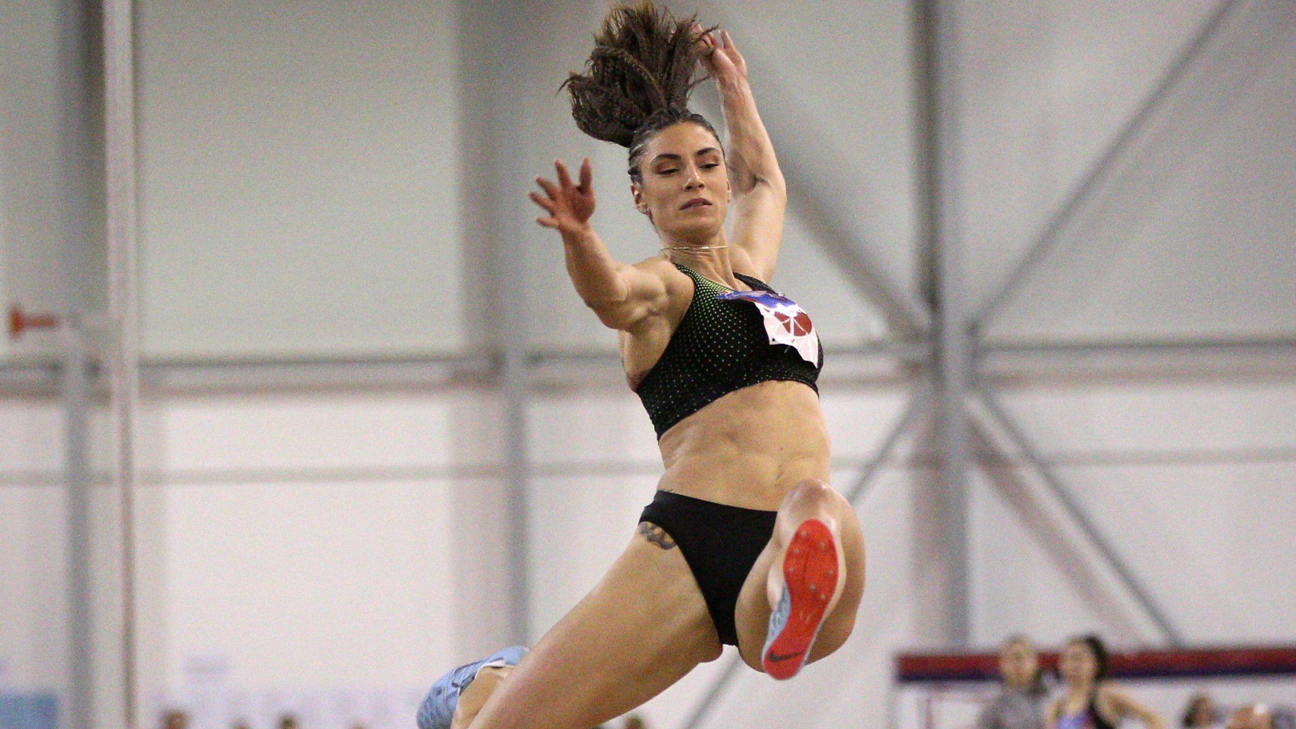 Ivana Španović sezonu počela pobedom na mitingu u Kalitei 1