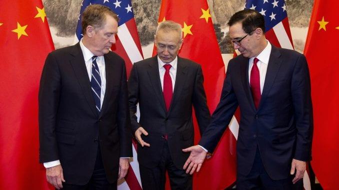 Kina i SAD razgovarale o jačanju saradnje i prvoj fazi trgovinskog sporazuma 2