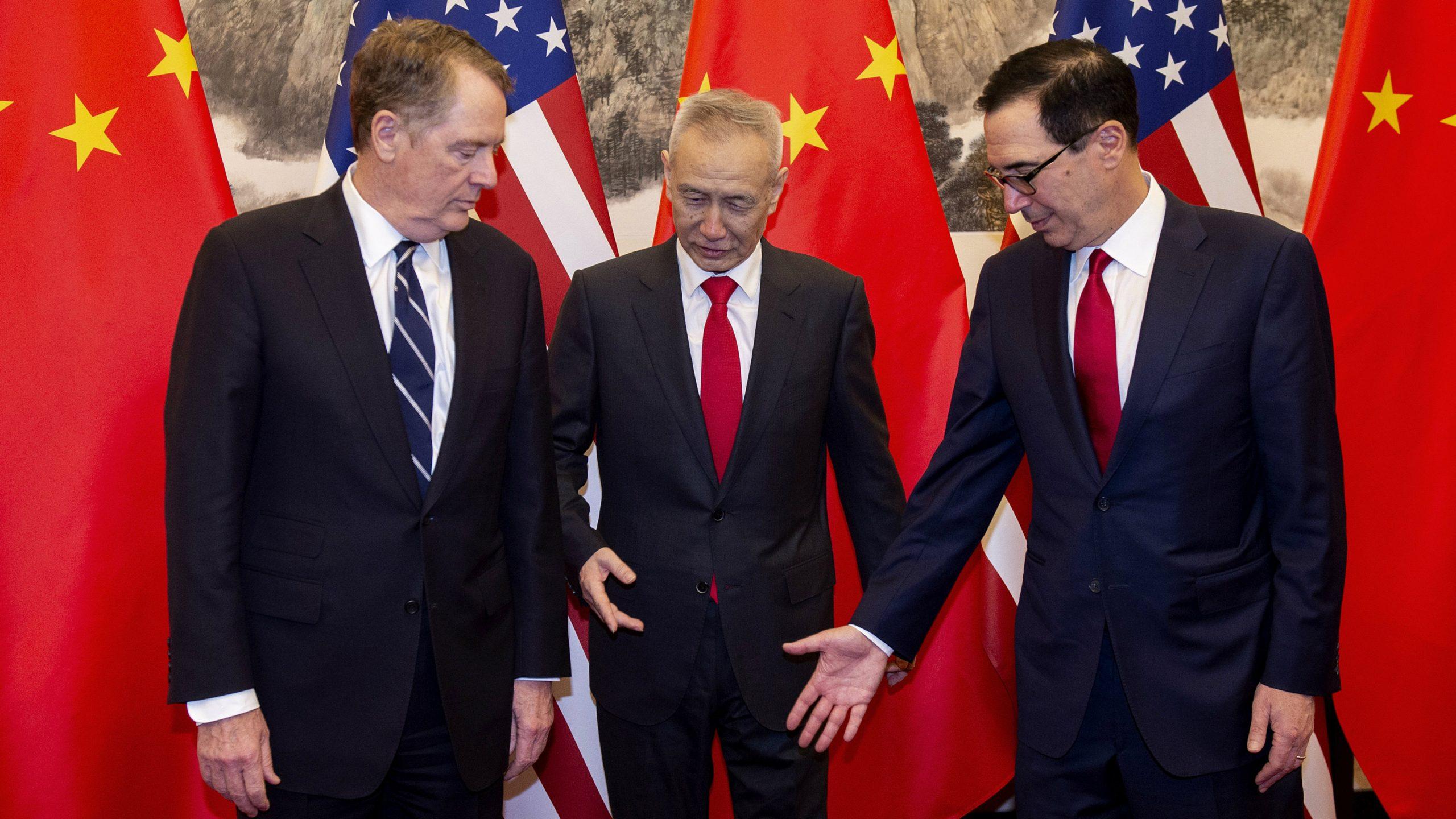 Kina i SAD razgovarale o jačanju saradnje i prvoj fazi trgovinskog sporazuma 1