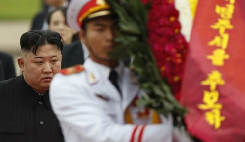 Kim odao poštu Ho Ši Minu 2