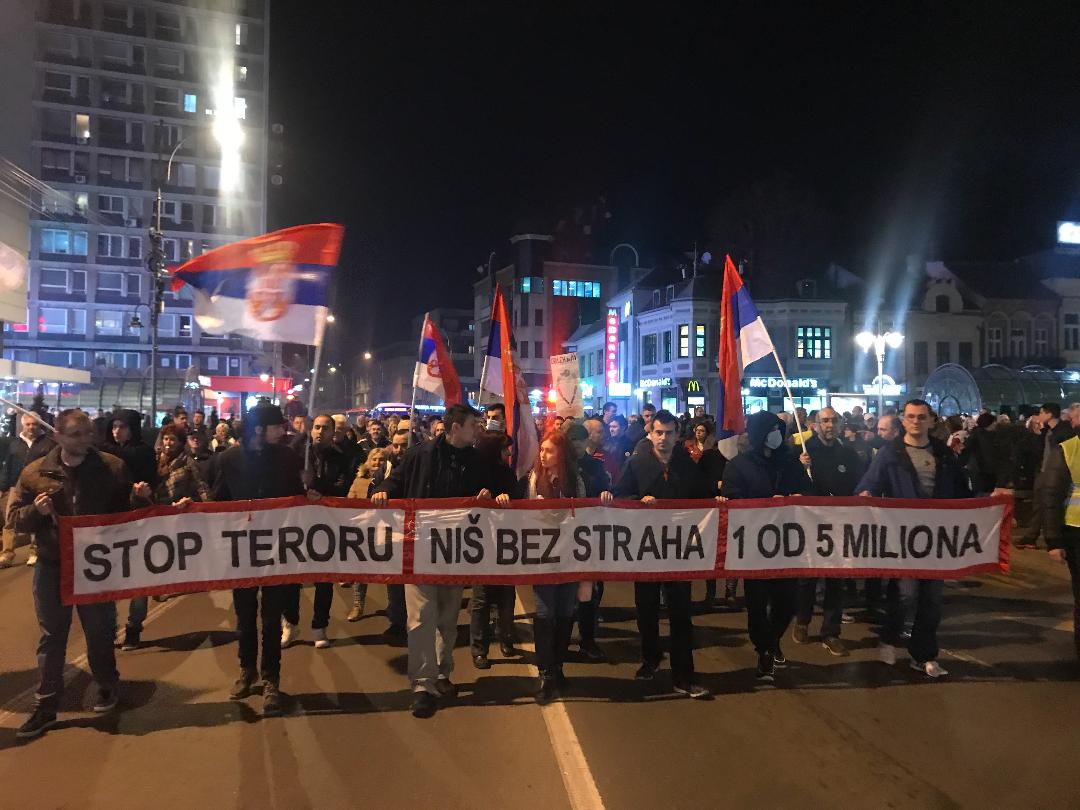 Protesti 1 od 5 miliona u više gradova (VIDEO, FOTO) 6