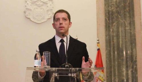 Đurić razgovarao sa šefom misije OEBS-a u Prištini o izborima 9