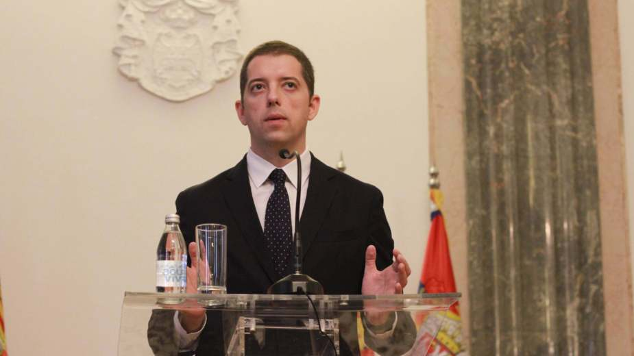 Đurić: Priština širi lažne vesti o zagađenosti jezera Gazivode 1