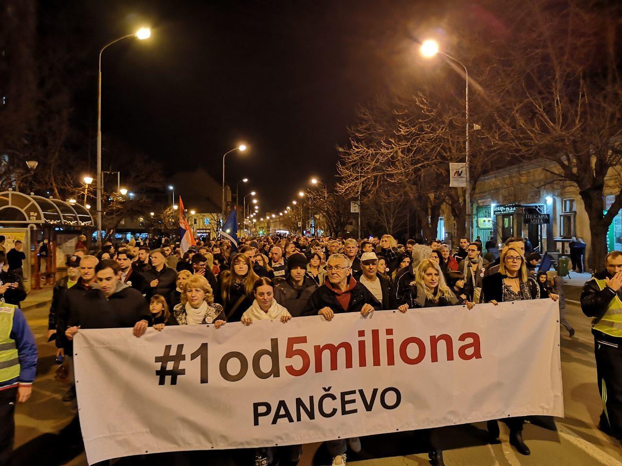 Protesti 1 od 5 miliona u više gradova (VIDEO, FOTO) 18