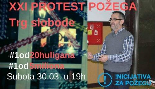 Javni čas profesionalne etike i građanskog dostojanstva 30. marta na protestu u Požegi 6