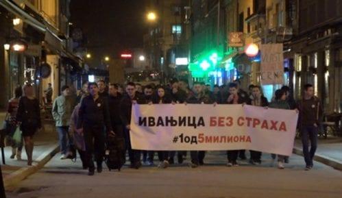 Osmi protest Jedan od pet miliona u Ivanjici, poziv na veliki miting protiv vlasti 13. aprila 7