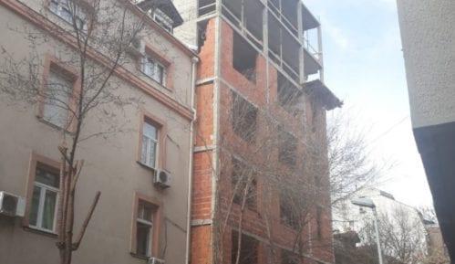 U Sinđelićevoj ulici novi primeri divljanja investitorskog urbanizma 9