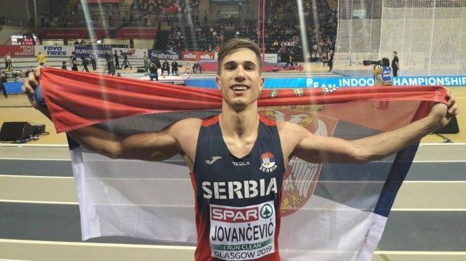 Jovančević osvojio bronzu u Glazgovu i oborio državni rekord u skoku u dalj 1