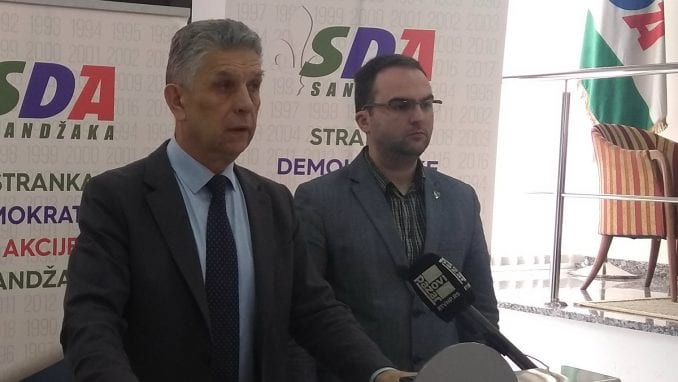 SDA Sandžaka traži specijalni status za taj deo Srbije 3