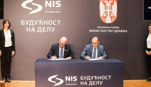 Kompanija NIS ulaže oko milion evra u zdravstvene institucije širom Srbije 15