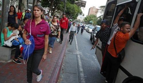 Veliki deo Venecuele bez struje 5