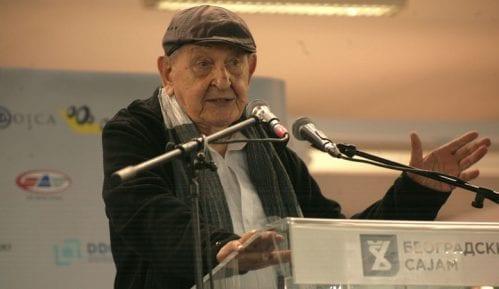 Glumac Vlasta Velisavljević dobio sezonsku ulaznicu Crvene zvezde 5