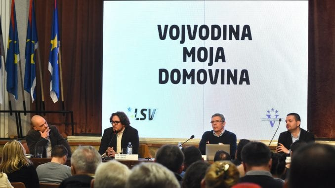 Vojvodina je pitanje društvenog i demokratskog uređenja  Srbije 3