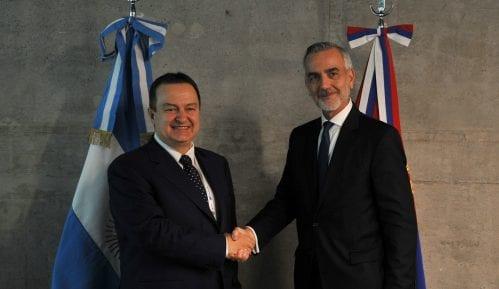 Dačić: Unaprediti privrednu saradnju sa Argentinom 5