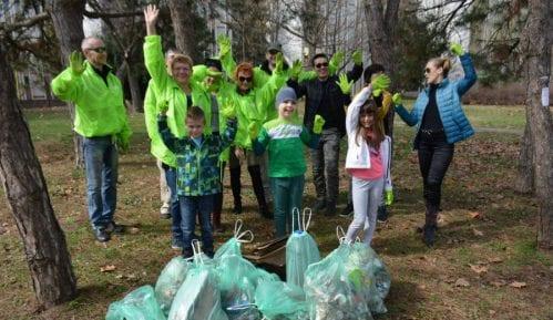 Preko 500 učesnika u četiri akcije sakupljanja smeća 15