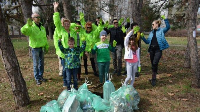 Preko 500 učesnika u četiri akcije sakupljanja smeća 3