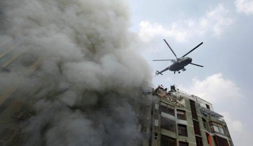 Novi bilans: 19 mrtvih u požaru u poslovnoj zgradi u Bangladešu 4