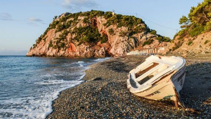 Uragan razorio delove Grčke 4