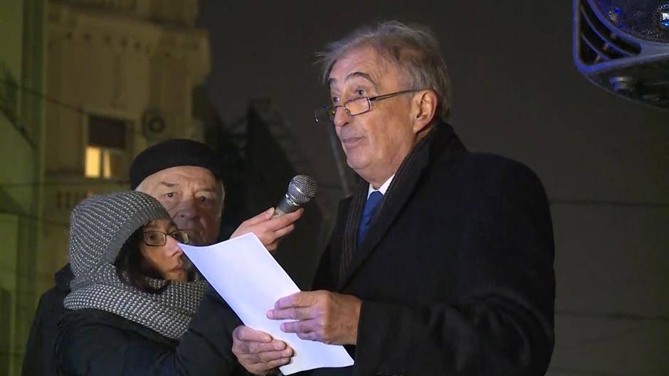 Protest 1. februara zbog pritisaka na N1 1