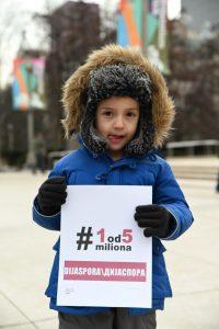 Prva šetnja #1od5miliona u Čikagu (VIDEO) 2