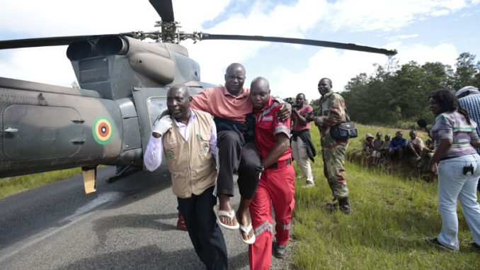 Stotine mrtvih u velikim poplavama posle ciklona u jugoistočnoj Africi 1