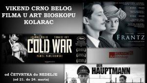 Filmski vodič od 21. do 28. marta 2