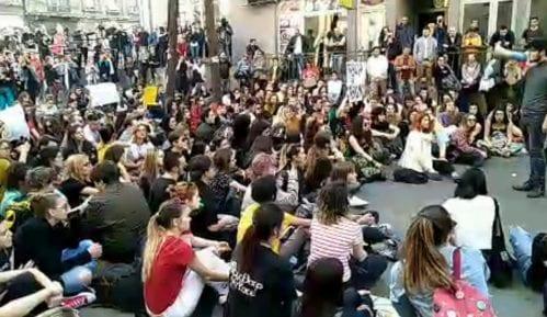 Đaci Filološke: Pozvaćemo učenike ostalih škola u protest ako ne puste Pavla (VIDEO) 15