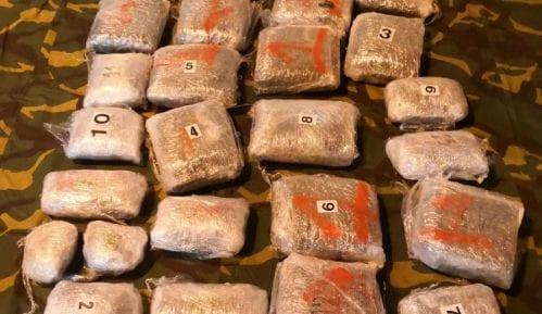 MUP: U protekle dve godine u Srbiji zaplenjeno više od 10 tona droge 3