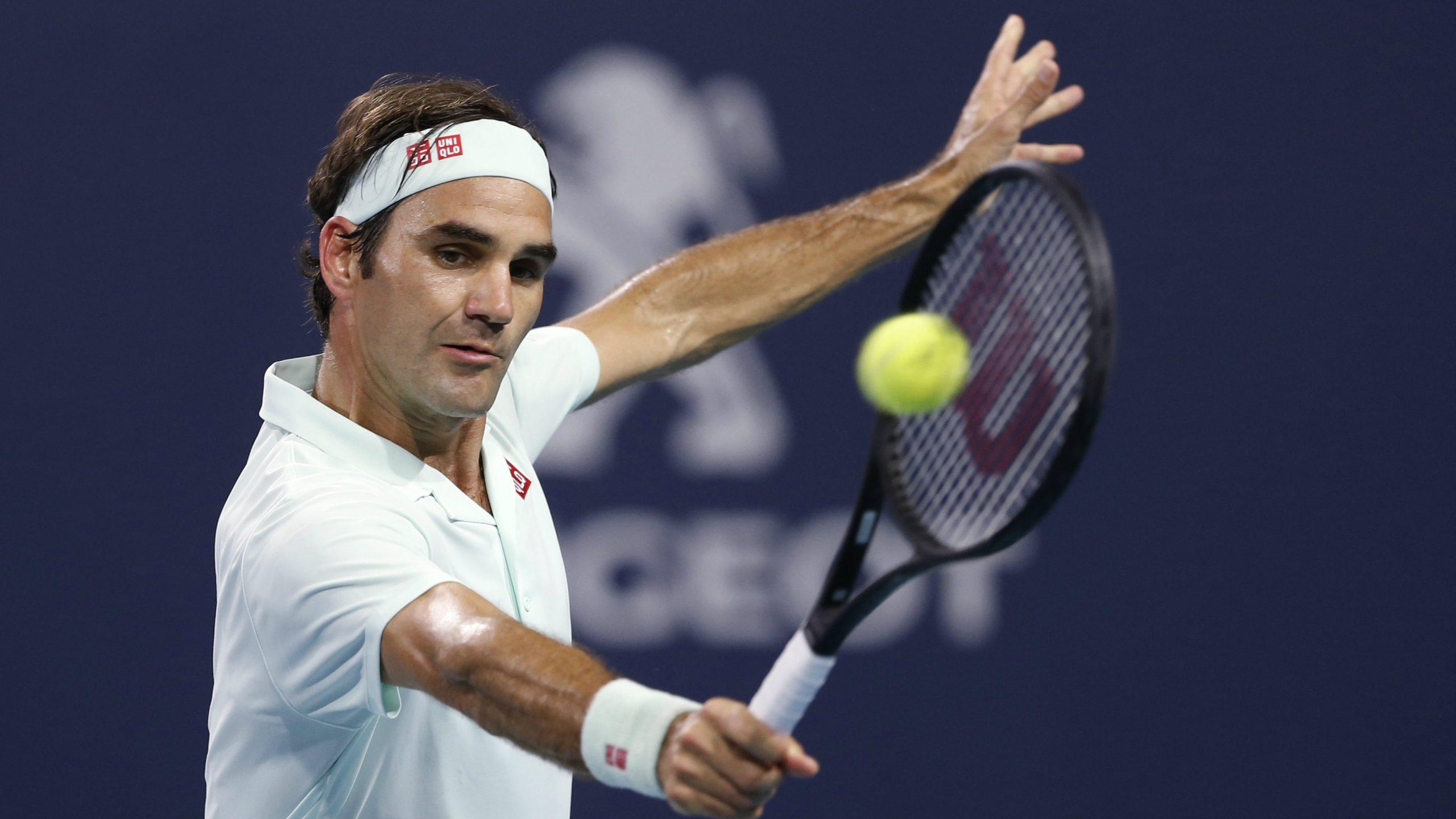 Federer pobedio u švajcarskom okršaju, u polufinalu protiv Nadala 1