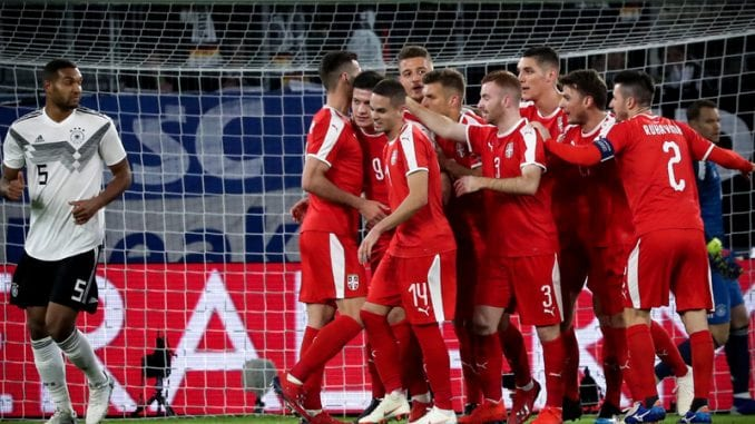 Srbija u Volfsburgu odigrala nerešeno prijateljski meč protiv Nemačke – 1:1 1