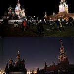 Svetske metropole sat vremena u mraku (FOTO) 2