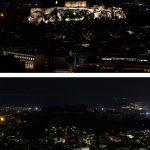 Svetske metropole sat vremena u mraku (FOTO) 3
