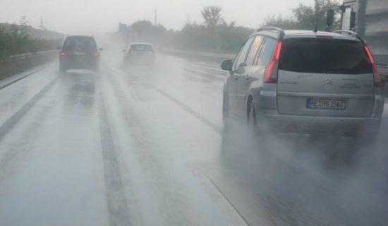 Putevi Srbije apelovali na vozače da poštuju signalizaciju na Obilaznici oko Beograda 13