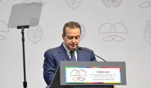 Dačić: Srbija će nastaviti da se zalaže za jačanje multilateralizma 6