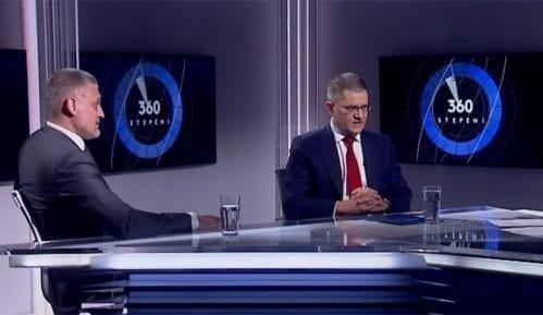 TV duel Jeremića i Jovanovića: Od ideje da se Vučiću da rok, do međusobnog vređanja 10