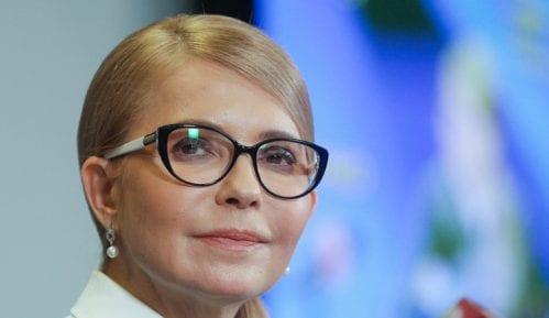 Julija Timošenko na respiratoru 6