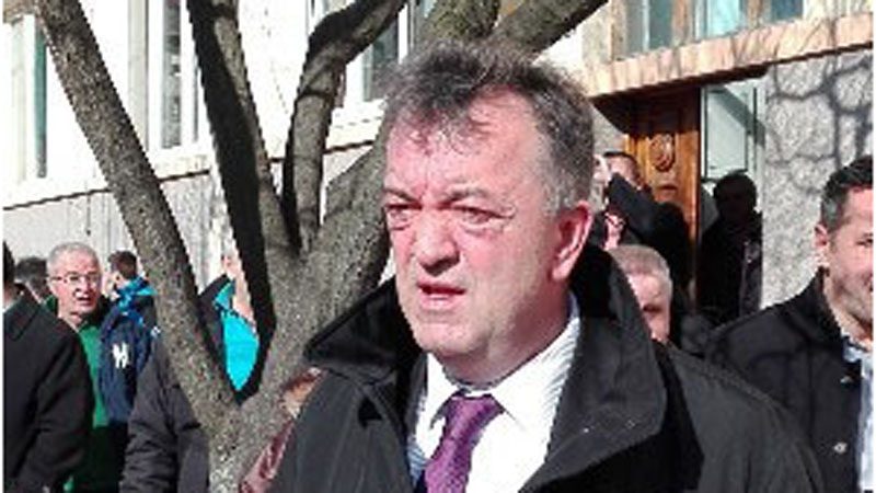 Milutin Jeličić Jutka izašao iz zatvora 1