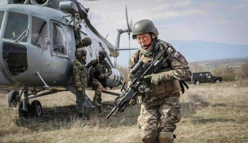 Kfor: Sprovedena još jedna vojna obuka 4